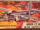 1/72 Airfix  North American B-25 Mitchell