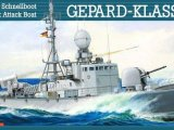 Revell 1:144 Fast Attack Boat Gepard-Klasse 143A