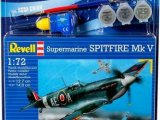 1/72 Revell Model Set  Spitfire Mk.V