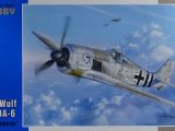 1/48 Special Hobby FW190 A-6